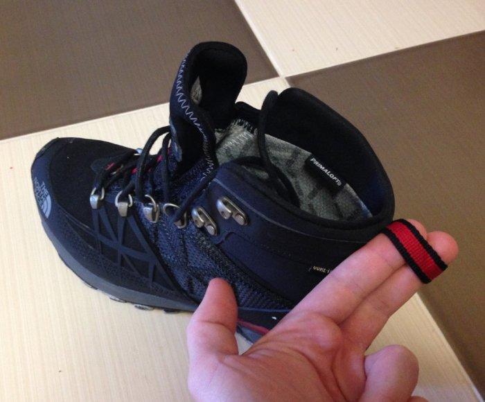 #1   6 функций, которые выполняют петельки на задниках обуви   Zestradar