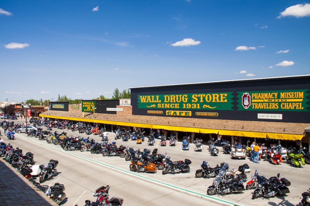 Wall Drug Store | Top 6 Most Overrated Tourist Attractions | Zestradar