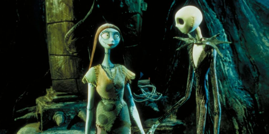 The Nightmare Before Christmas | The Most Terrifying Children's Movies | Zestradarv