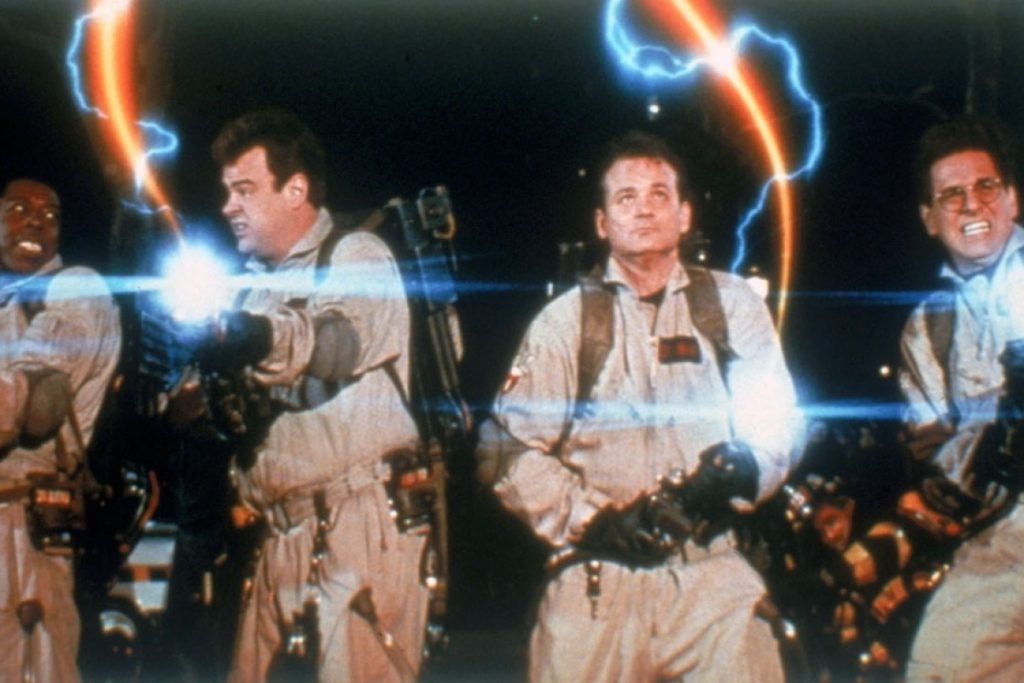 Ghostbusters | The Most Terrifying Children's Movies | Zestradar