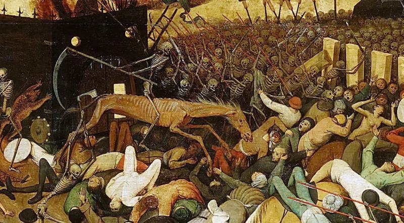 The Black Death  | The Top Pandemics We Have Survived | Zestradar