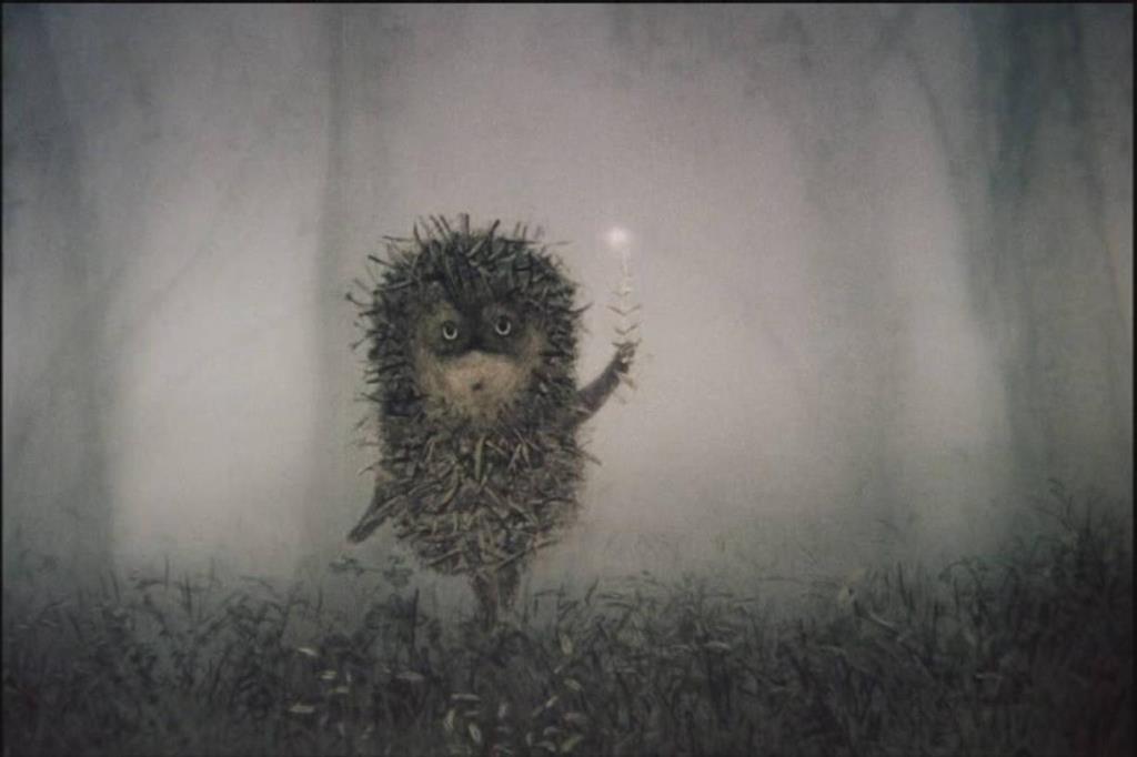 #1 | Тайный смысл культового советского мультфильма «Ежик в тумане» | Zestradar