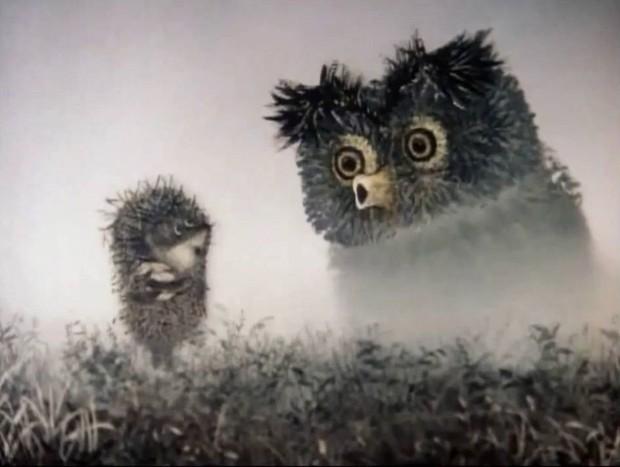 #2 | Тайный смысл культового советского мультфильма «Ежик в тумане» | Zestradar
