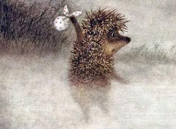 #3 | Тайный смысл культового советского мультфильма «Ежик в тумане» | Zestradar