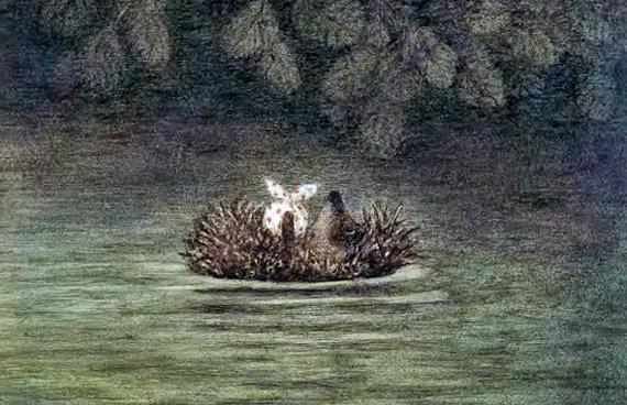 #4 | Тайный смысл культового советского мультфильма «Ежик в тумане» | Zestradar