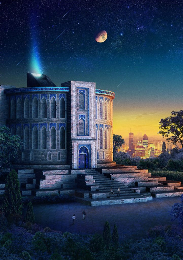 Observatory in Constantinople | 7 Mythical monuments and What They'd Look Like Today | Zestradar
